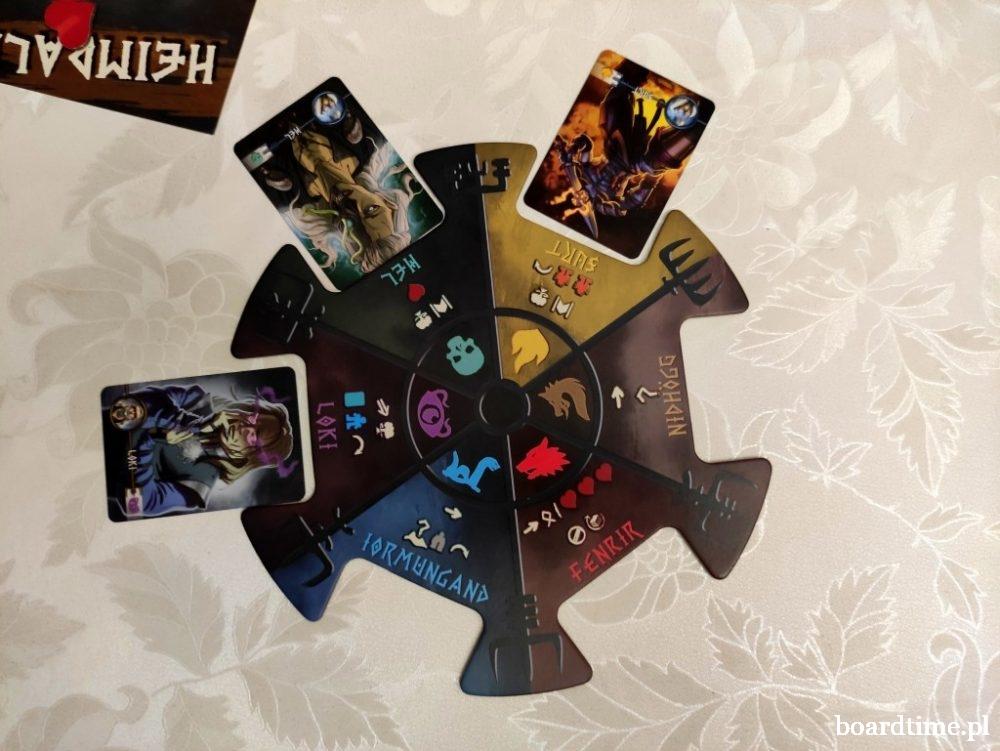Yggdrasil: Kroniki od Czacha Games - wrogowie