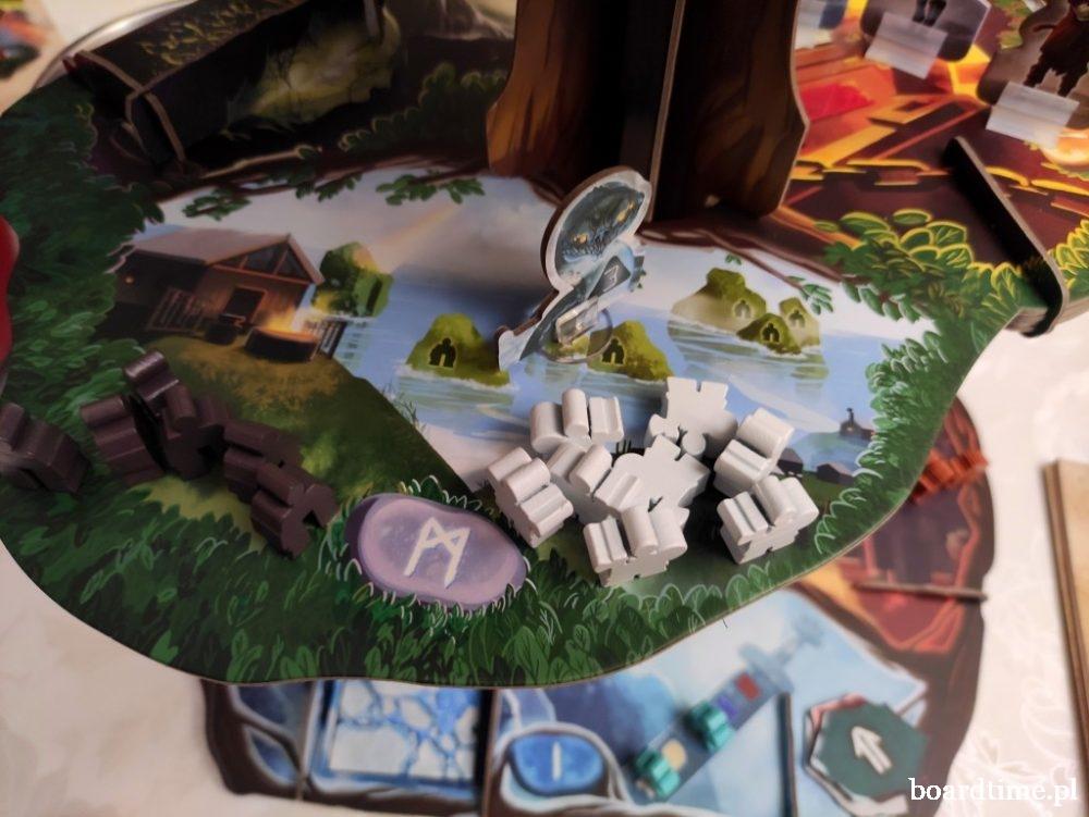 Yggdrasil: Kroniki od Czacha Games - komponenty