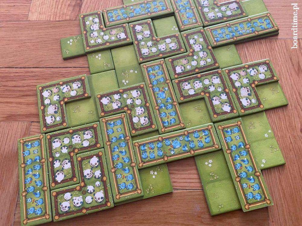Sąsiedzi - gra planszowa