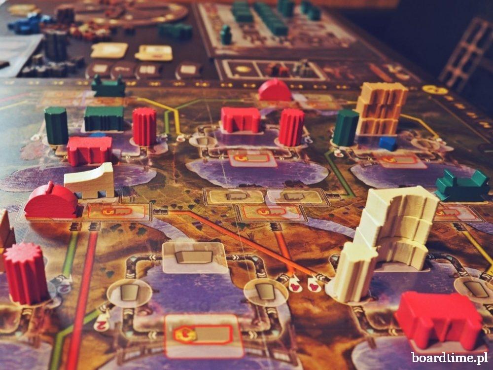 Barrage - gra planszowa - Portal Games