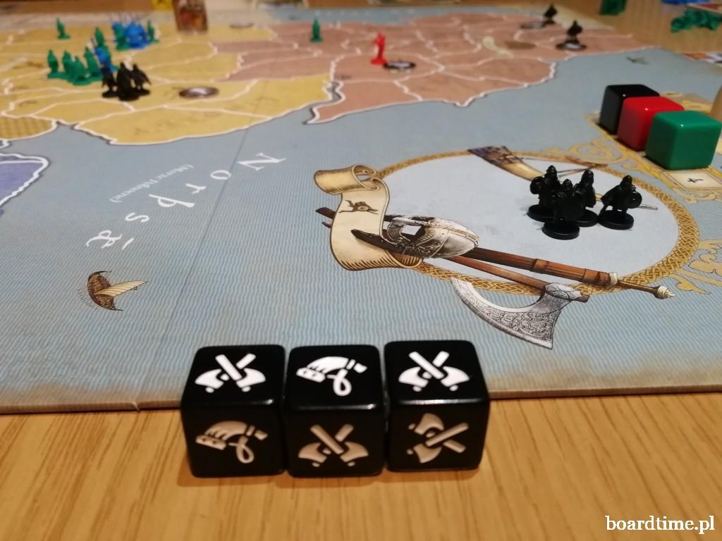 878 Wikingowie: Inwazja na Anglię.