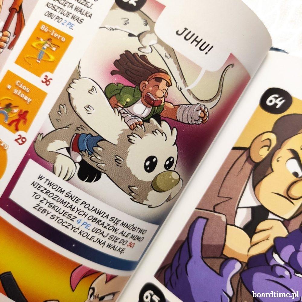 Wielki turniej - komiksy paragrafowe - fox games