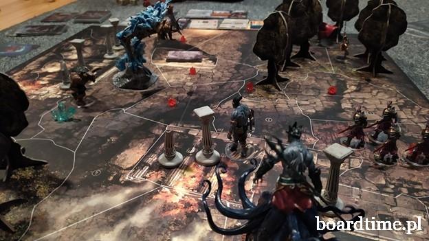 Mythic Battles Pantheon - gra planszowa