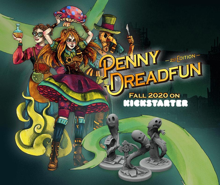 Penny Dreadfun Second Edition