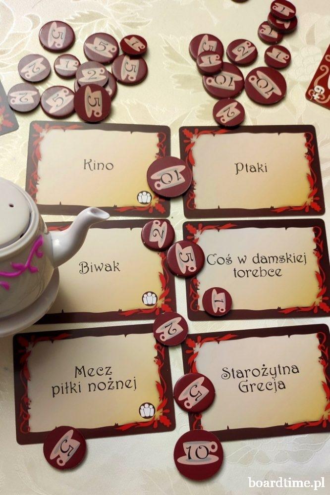 Alicja w krainie słów - gra planszowa - recenzja