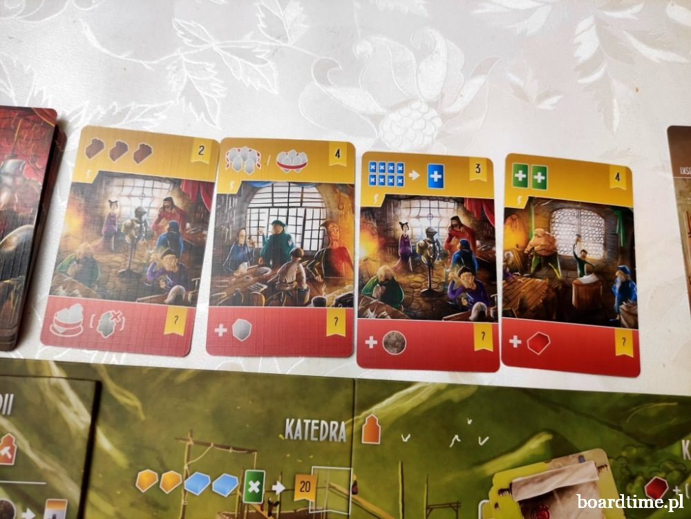 Architekci Zachodniego Królestwa: Wiek rzemieślników - Portal Games