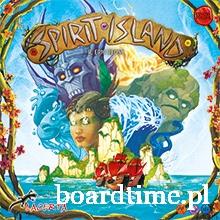 spirit island okładka