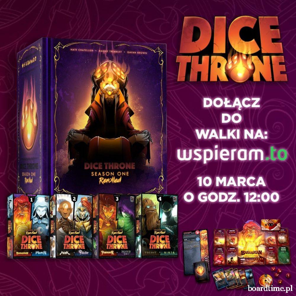 Dice Throne: Season 1: Rerolled