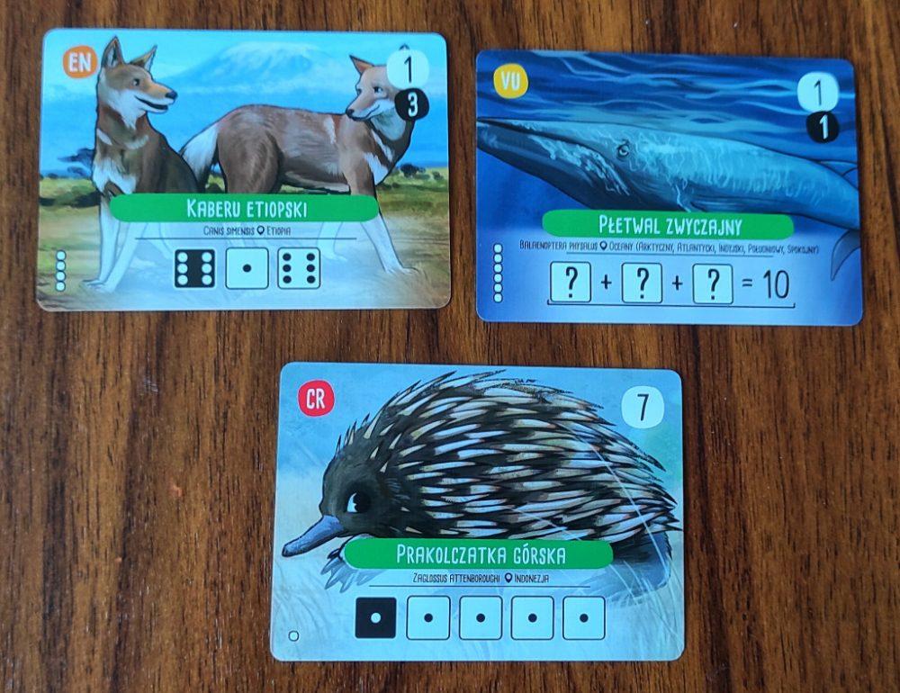 Ratujmy Zwierzęta - gra planszowa Lucrum Games