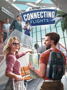 Connecting Flights gra planszowa