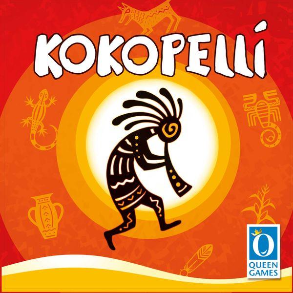 Kokopelli gra planszowa Queen Games, Piatnik