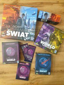 It's a Wonderful World: Corruption & Ascension / It's a Wonderful World: Leisure & Decadence