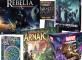 Najlepsze gry planszowe - bestsellery kwietnia 2021