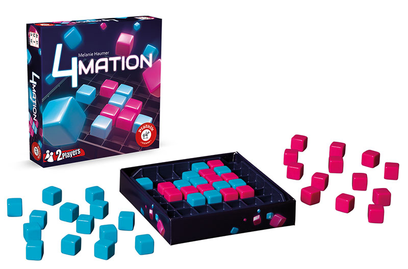 rodzinne gry planszowe - 4mation