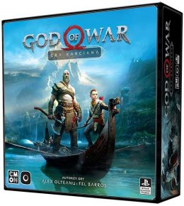 god of war box