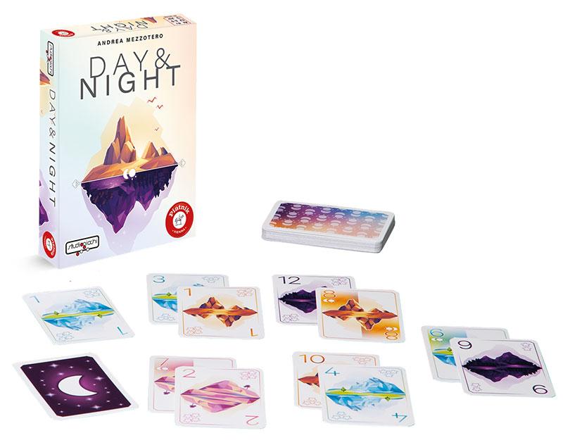 day & night rodzinne gry planszowe