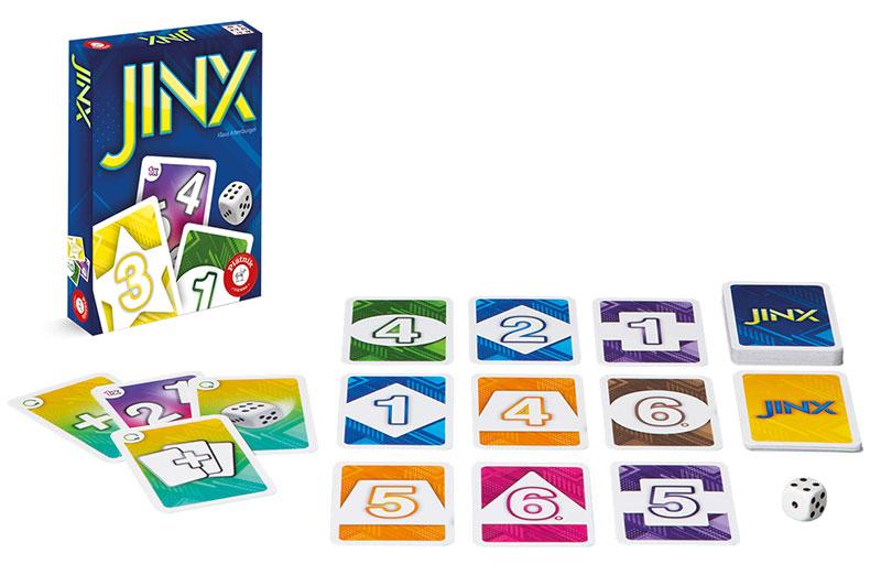 rodzinne gry planszowe - jinx